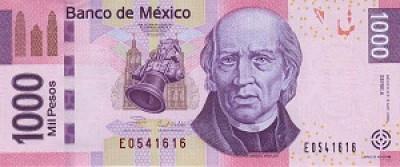 Mexican Peso Mxn Online