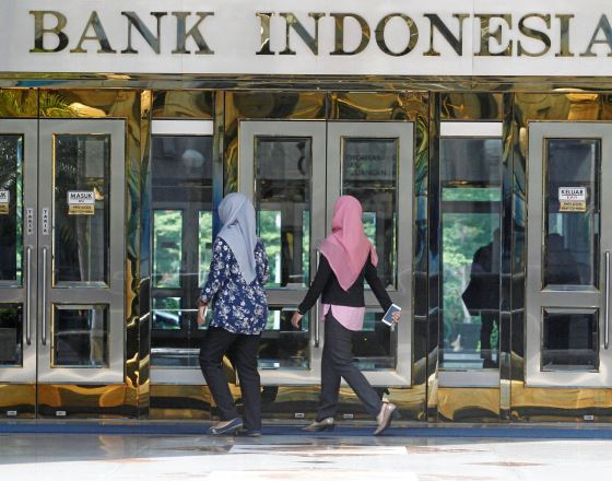 Indonesian central bank holds new key rate steady