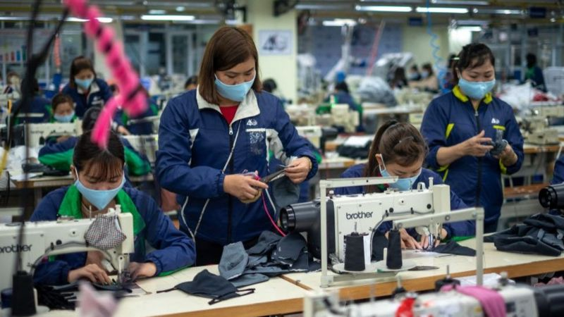 Vietnam economy is Asia's shining star during Covid