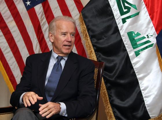 Biden Could Midwife a New Iraq