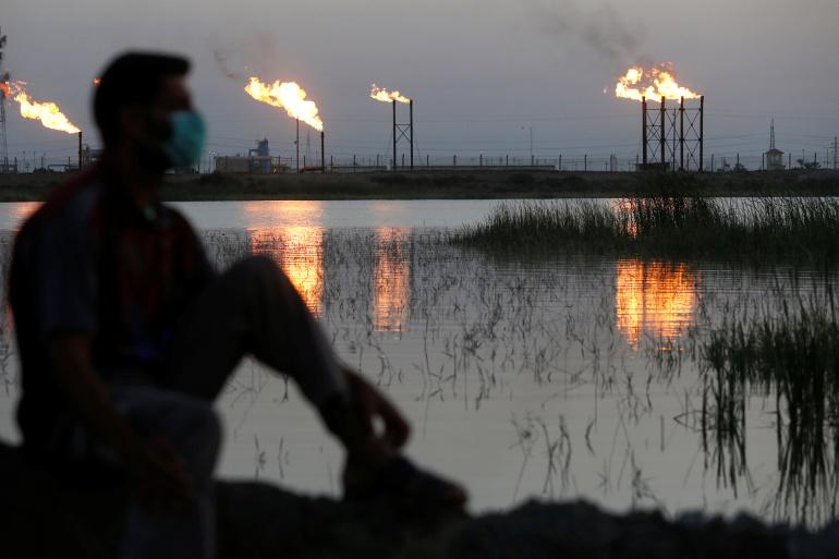 Essam Al-Sudani/Reuters