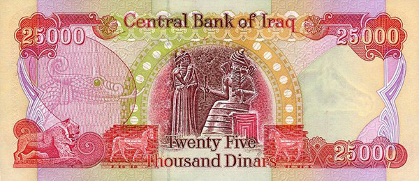 The Future of the Iraqi Dinar