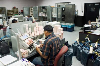 SafeDinar.com NY Armored Facility
